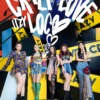 【ITZY】「CRAZY IN LOVE」リード曲「LOCO」コンセプト画像・トラックリスト公開【9/7